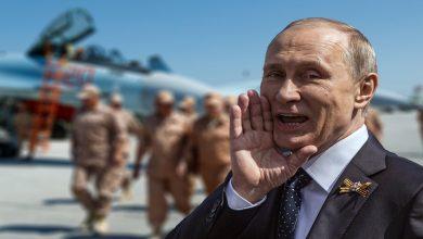صورة توسيع هيمنة روسيا شرق المتوسط .. بوتين يصدر مرسوماً جديداً بشأن سوريا
