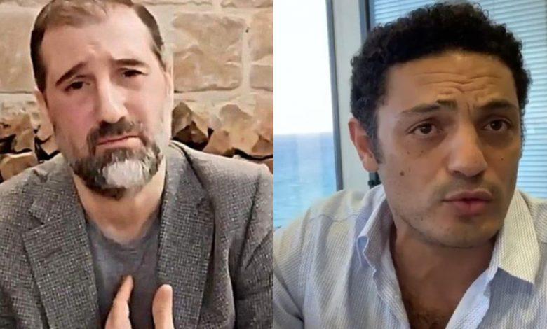 رامي مخلوف ومحمد علي