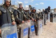 """صورة """"تدربوا في تركيا"""".. وصول شرطة مدنية تابعة للمعارضة إلى مدينة مورك.. وتغييرات طارئة في قيادات جيش نظام الأسد"""