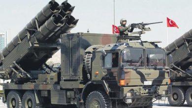 """صورة تركيا تنشر منظومة دفاع جوي في مطار """"تفتناز"""".. والجيش التركي يرسل تعزيزات كبيرة إلى عمق إدلب"""