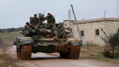 صورة تعزيزات من حلب إلى إدلب ومصدر في قوات الأسد يؤكد: عملية واسعة قبل نهاية حزيران