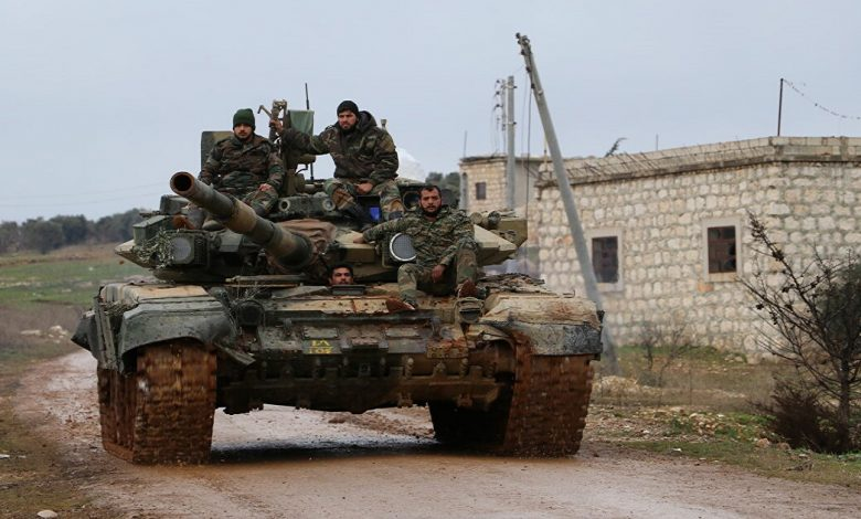 عملية عسكرية واسعة مرتقبة على إدلب