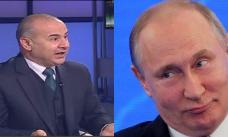 خالد العبود يحذر بوتين من بشار الأسد