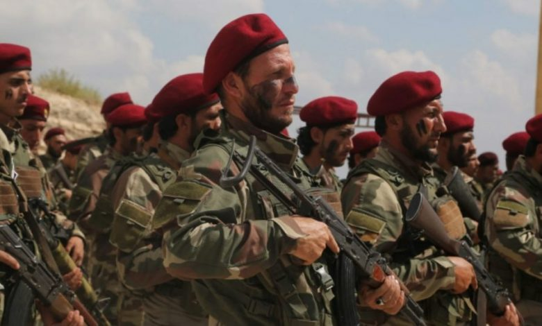 خطة لتنظيم الجيش الوطني السوري