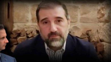 صورة رامي مخلوف يظهر بفيديو جديد.. تحدى الأسد وكشف عن معلومات جديدة