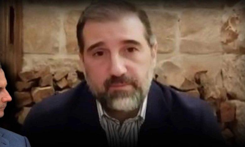 رامي مخلوف يظهر بفيديو جديد.. تحدى الأسد وكشف عن معلومات جديدة