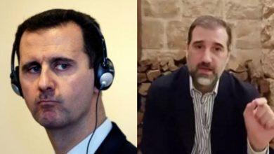 """صورة رامي مخلوف يوجه رسالة جديدة.. كشف سر تصريحات أخيه """"إيهاب"""" وانتقد بشار الأسد"""