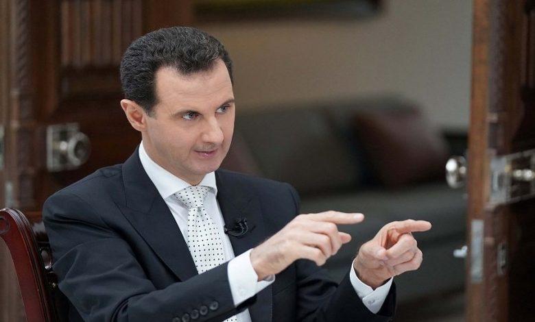 رحيل بشار الأسد عبر تسوية سياسية