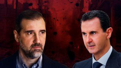 صورة ردح فيسبوكي متبادل بين رامي مخلوف ونظام الأسد