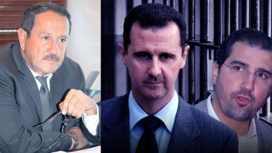 """صورة رد قوي من نظام الأسد على فيديو """"رامي مخلوف"""" الأخير.. و""""فراس طلاس"""" يتوقع حصول حدث كبير في دمشق"""