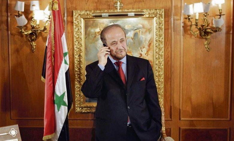 رفعت الأسد رئيساً لسوريا