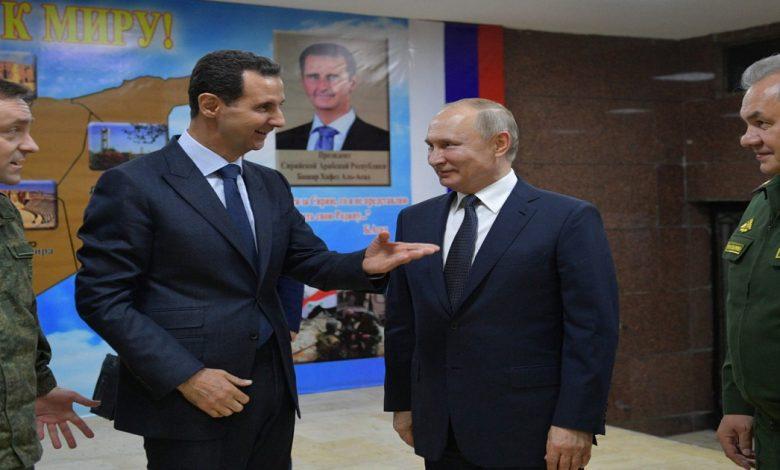 تغيرات جذرية في النظام السياسي السوري