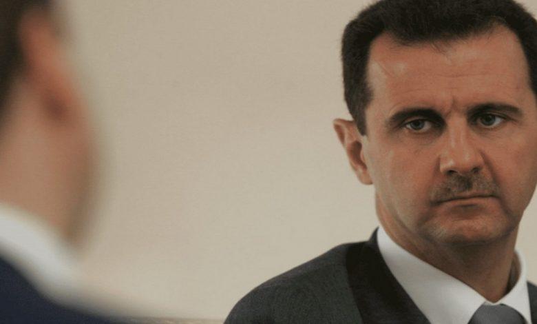 إقصاء بشار الأسد عن الحكم