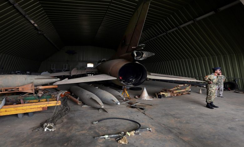 طائرات ميغ مجهولة تواجه تركيا