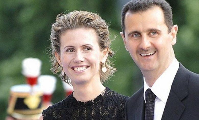 أسماء الأسد رئيسة لسوريا بدلاً عن بشار