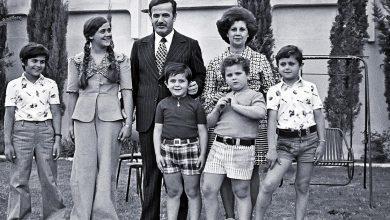 """صورة """"مخطط أمني كبير"""".. الكشف عن صفحة غامضة من طفولة بشار الأسد"""