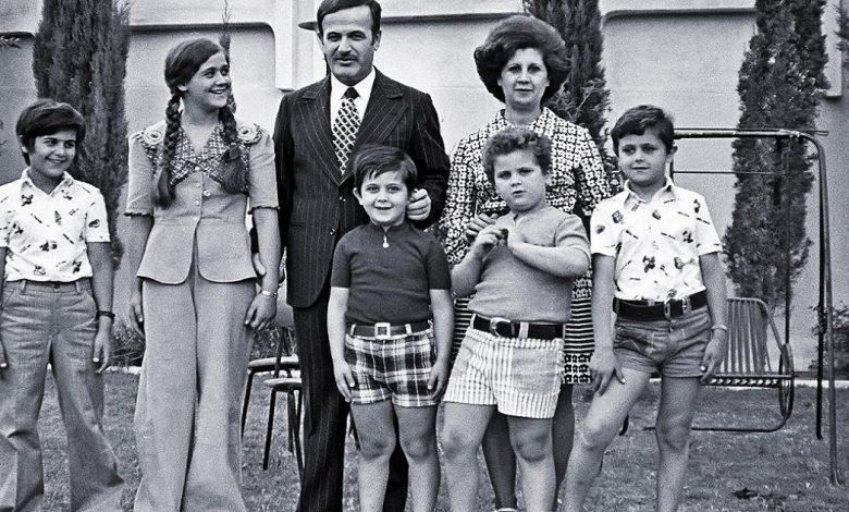 صفحة غامضة من طفولة بشار الأسد