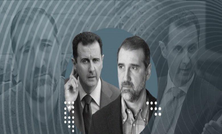 رامي مخلوف يحرج بشار الأسد