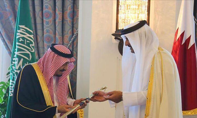 مصالحة بين السعودية وقطر