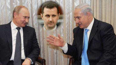 """Photo of موقع إسرائيلي: بوتين يحفر تحت وحول """"بشار الأسد"""" الذي أثبت أنه عديم النفع"""