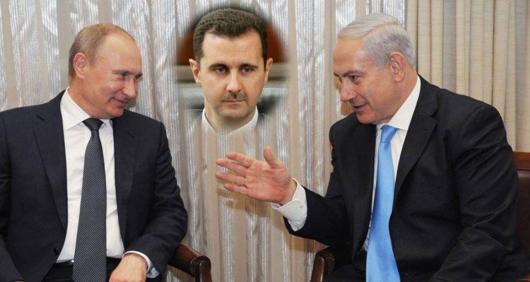 بوتين يحفر تحت وحول بشار الأسد