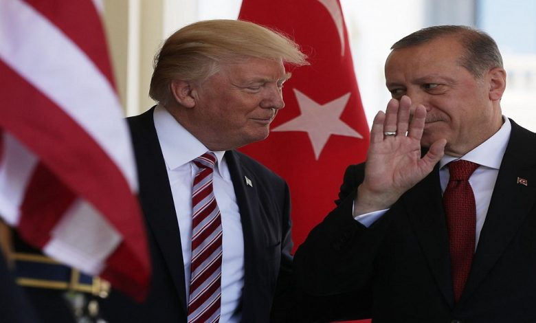 تركيا تتقرب من أمريكا وتبتعد عن روسيا