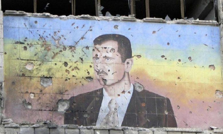 مؤشرات على تغيير النظام في سوريا