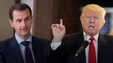 """صورة أمريكا تعلق على انهيار الاقتصاد السوري.. وأول رد فعل من آل الأسد بشأن قانون """"قيصر"""""""