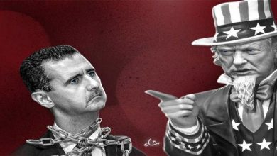 صورة أمريكا: لن ندفع فلساً واحداً لإعمار سوريا إلا بشرط.. وسنرد بقوة على نظام الأسد إذا حاول التقدم نحو هذه المنطقة