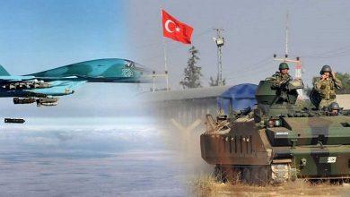 """صورة الإعلام الروسي: تركيا تستعد لإسقاط الطائرات الروسية.. وحديث حول عملية تركية لاستعادة ما وراء خطوط """"سوتشي"""""""