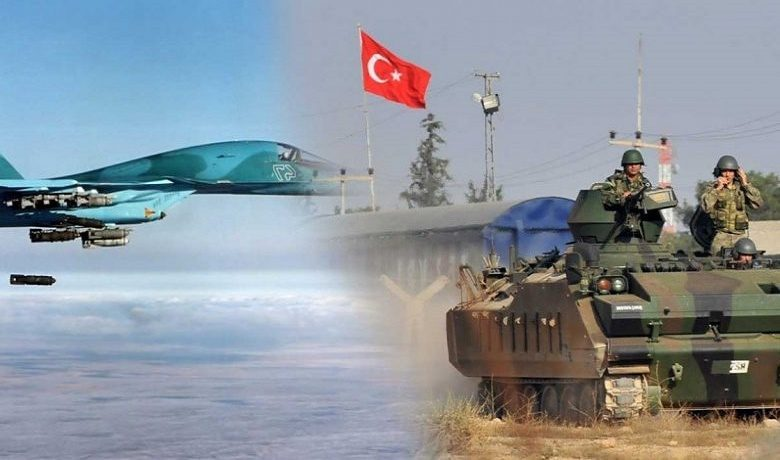 تركيا تستعد لإسقاط الطائرات الروسية