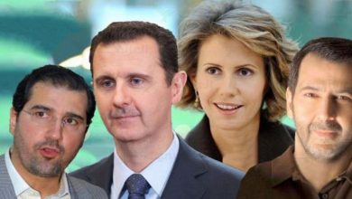 """صورة التايمز: مهمة """"صراف عائلة الأسد"""" تنتقل من """"رامي مخلوف"""" إلى شخصيات """"سنية""""..!"""