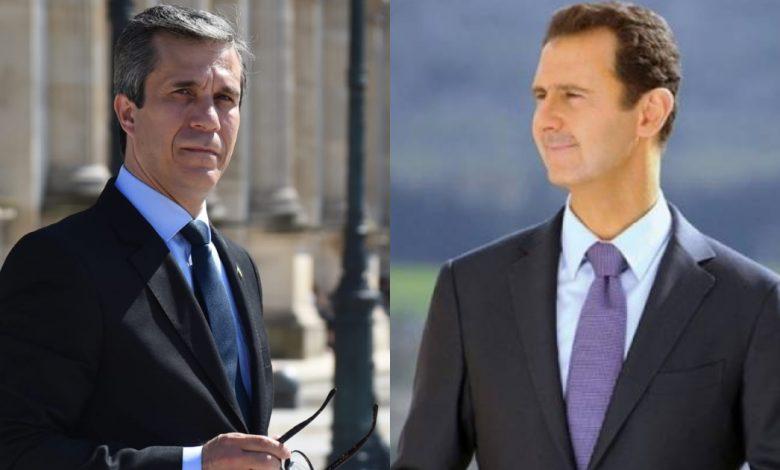 بشار الأسد انتهى