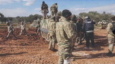 """صورة الوطنية للتحرير تعلن المحور الشرقي في جبل الزاوية """"منطقة عسكرية"""".. ومصادر توضح الأسباب..!"""