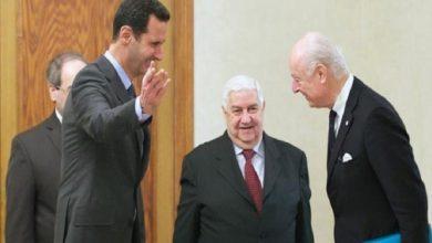 """صورة """"بشار الأسد في موقف حرج"""".. فضيحـ.ــة جديدة بخصوص مؤتمر وليد المعلم الصحفي.. وكاتب روسي يكشف المستور"""