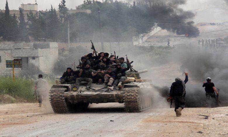 حملة عسكرية جديدة على إدلب