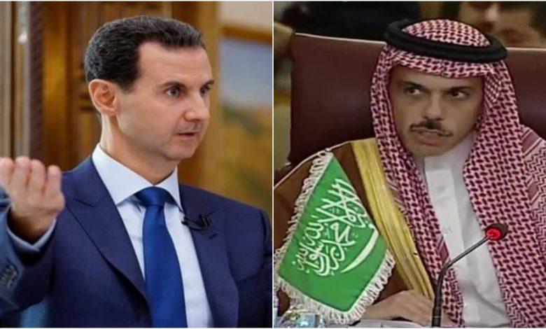 السعودية الحل في سوريا