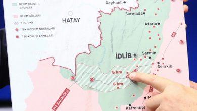 صورة تركيا تنشئ نقطة جديدة في موقع متقدم جنوب إدلب.. والرئاسة التركية توضح أسباب إرسال تعزيزات ضخمة إلى المنطقة