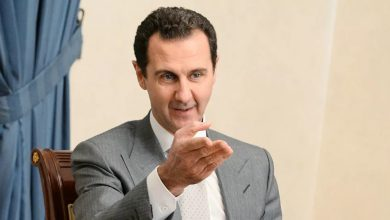 """صورة تسجيل صوتي منسوب لـ """"بشار الأسد"""" حول قانون قيصر.. وسفارة النظام في بيروت تعلق"""