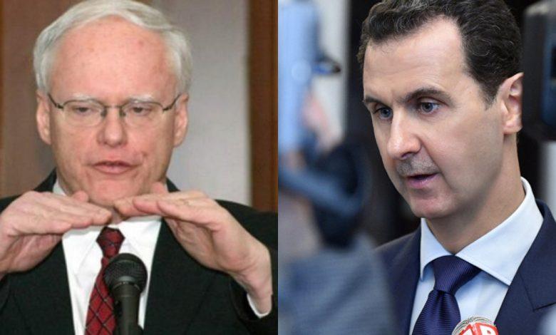بشار الأسد سيبقى تحت الضغط
