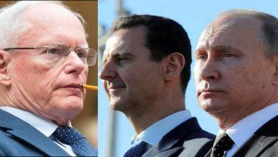 صورة جيفري: مؤشرات حول تغيير موسكو لسياستها في سوريا.. وصحيفة: مصير بشار الأسد ستحدده روسيا قريباً