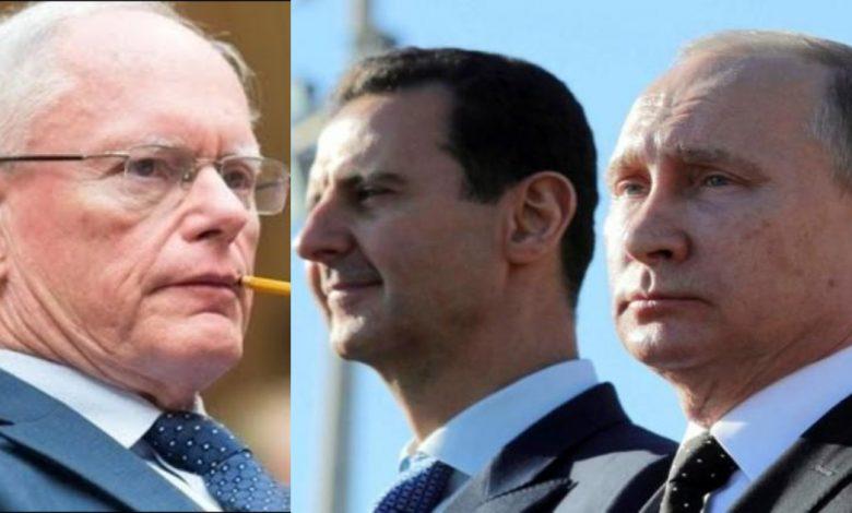 مصير بشار الأسد