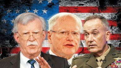 """صورة """"جيفري"""" يحدد أهداف واشنطن في سوريا.. و""""بولتون"""": بوتين أبدى رغبته بانسحاب إيران من الأراضي السورية"""
