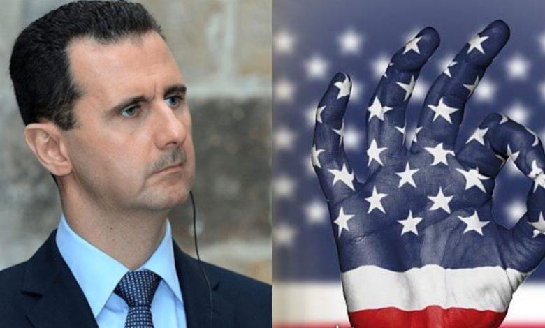 نظام الأسد عرض جيفري