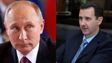 صورة روسيا تنتقد بشار الأسد مجدداً.. والتحالف الدولي يدعم حل سياسي دائم في سوريا