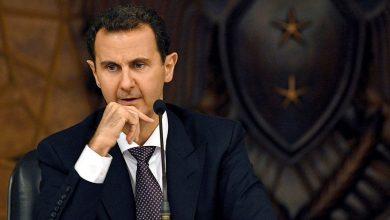 صورة صحيفة ألمانية: روسيا وإيران تخلوا عن بشار الأسد وتركوه وحيداً يعيش أسوأ أيامه..!
