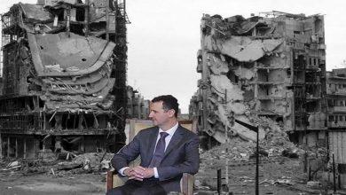 صورة صحيفة تركية: رحيل بشار الأسد يبدو قريباً.. وتنافس روسي أمريكي على اختيار البديل..!