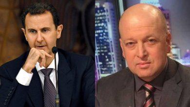 """صورة """"عيش يا كديش"""".. الإعلامي الموالي """"عبد المسيح الشامي"""" يوجه صفعة قوية لنظام الأسد"""
