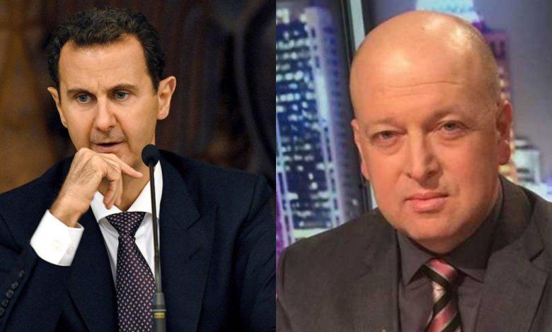 إعلامي موالي ينتقد نظام الأسد