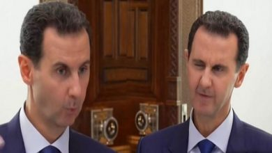 """صورة فراس الأسد يتحدى """"بشار الأسد"""" أن يفوز بانتخابات حرة حتى في القرداحة نفسها..!"""